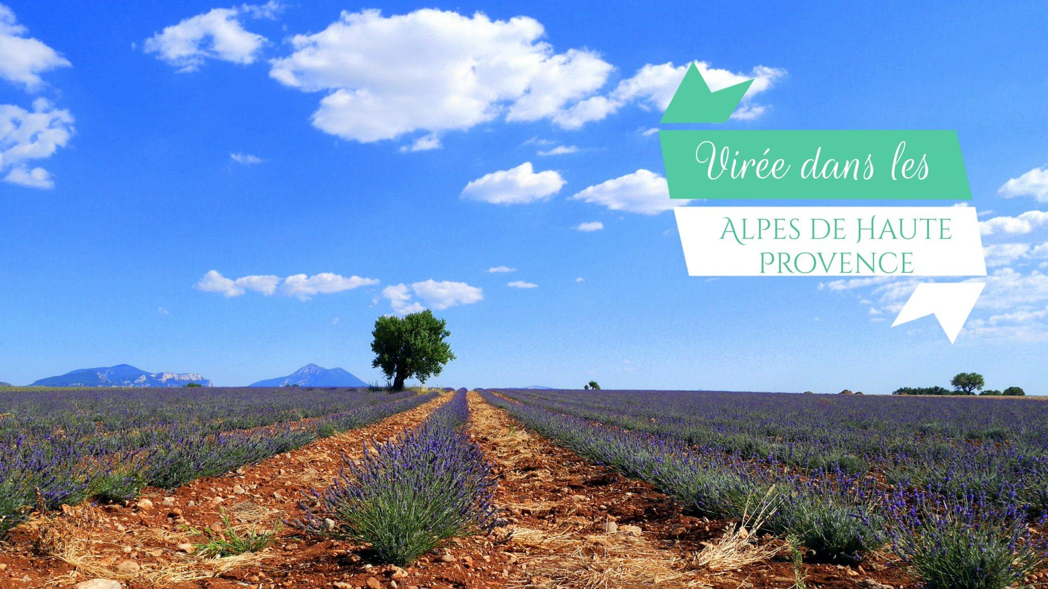 Virée dans les Alpes de Haute Provence